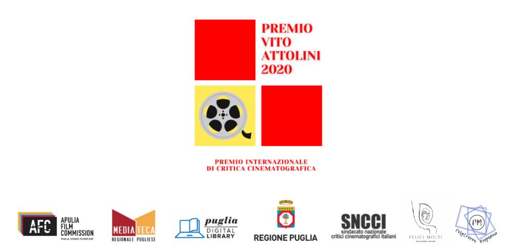 Premio Internazionale di Critica Cinematografica Vito Attolini 2020